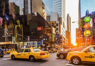 Индивидуальный трансфер в Нью-Йорке