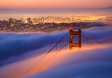 Город на холмах — это Сан-Франциско